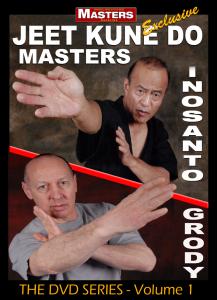 jeet kune do masters vol-1 sifu/guro dan inosanto and sifu steve grody