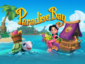 *no survey* paradise bay hack *9999999999* gems & coins android 2018