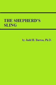 the shepherd's sling: a brief guide to biblical giants and their relevance