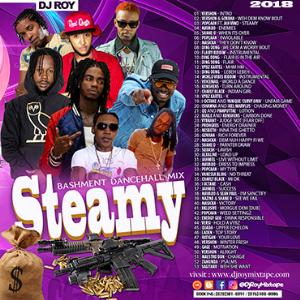 dj roy steamy bashment dancehall mix 2018