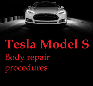 tesla model s body repair procedures