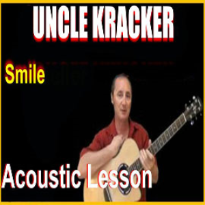 learn to play smile by uncle kracker