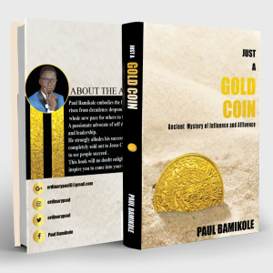 just a gold coin: ancient mystery of influence and affluence