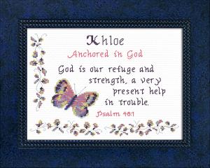 name blessings -  khloe 2