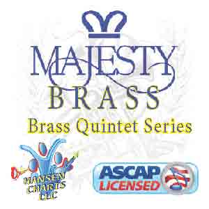 you raise me up for alto solo/duet with brass quintet and rhythm