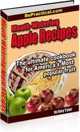 Mouth Watering Apple Recipes | eBooks | Food and Cooking