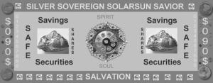 silver sovereign solarsun savior
