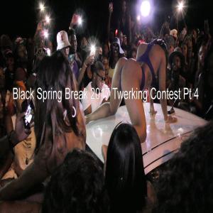 black spring break 2017 twerking contest pt 4