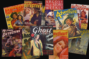 1588 stories from pulp magazines 1898-1958