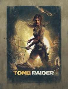 lara croft: tomb raider novels epub
