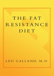 the fat resistance diet