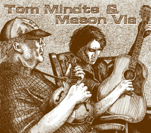 Patuxent CD-312 Tom Mindte & Mason Via | Music | Country