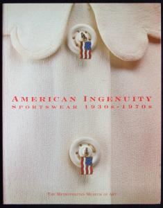 american ingenuity: sportswear, 1930s–1970s