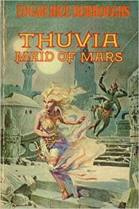 thuvia-maid of mars edgar rice burroughs