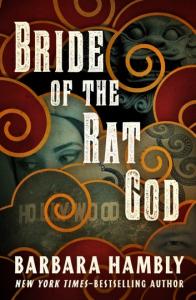 barbara hambly. bride of the rat god
