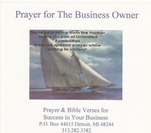 prayer for any business owner