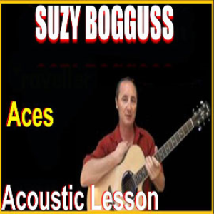 Learn to play Aces by Suzy Bogguss | Movies and Videos | Educational