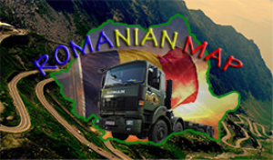 romania map by alexandru v 0.1