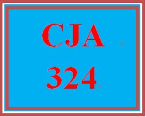 cja 324 week 4 ethical violations paper