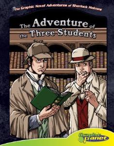 arthur conan doyle the adventure of the three students