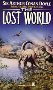 arthur conan doyle the lost world
