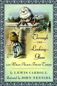 lewis carroll through the looking-glass