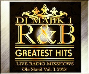 92.7 the change radio live hott ole skool (we don't want to sit down) uptempo r&b mixshow dj majik 1 klassik man musik mixx 2018 master mix vol.01
