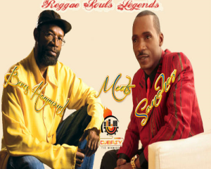 reggae souls legends beres hammond meet sanchez mix by djeasy