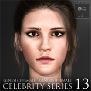 celebrity series 13 for genesis 3 and genesis 8 female