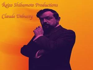 reizo shibamoto claude debussy album