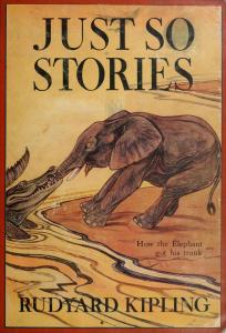 just so stories (kipling)