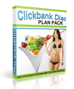 3 ebooks new click bank diet plans pack | lose weight now