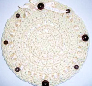 round country mat pattern