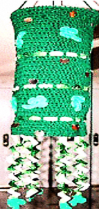 shamrock windsock pattern
