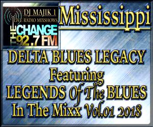 92.7 radio station the mississippi delta blues legacy - legends of the blues mixxshow pt.1 mixed by dj majik 1 klassik man musik mixx 2018