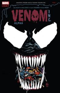 amazing spider-man & venom