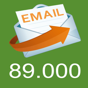 89.000 emails list for business marketing separated by commas and lines nice