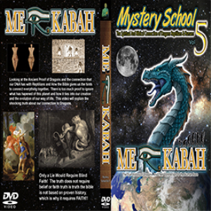 mystery school vol 5 the spiritual and biblical connection of dragons reptilians & humans
