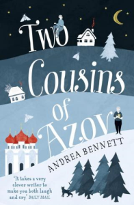 two cousins of azov by bennett andrea