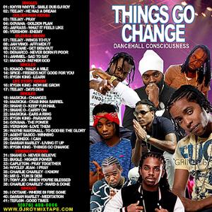 dj roy things go change dancehall reggae mix