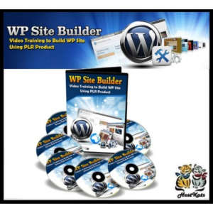 WordPress Site Builder 17 PLR Video Training Set | Movies and Videos | Training