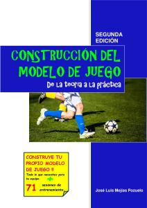 construccion del modelo de juego - de la teoría a la práctica