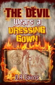 the devil wears a dressing gown, by d.a. cairns