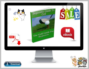 beginners guide to golf - ebook