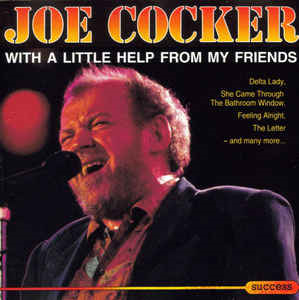 With A Little Help from My Friends (Joe Cocker Live early 1990s Version) for Solo, Back Vocal and full 5444 big band. | Music | Rock