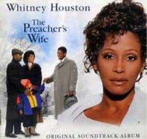joy to the world whitney houston (preachers wife) piano vocals and rhythm parts pack – print music