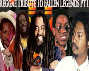 reggae tribute to fallen legends pt.1garnett silk,gregory isaccs,frankie paul,dennis brown,john holt by djeasy