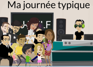 ma journee typique official music video