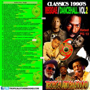 tropical storm soundsystem intl reggae street demo 2 -1990s classics (digital)
