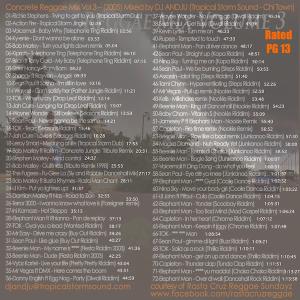 tropical storm soundsystem intl reggae street demo 3 (digital) - - 2006